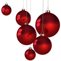 Baubles Free PNG Image