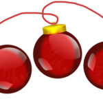 Baubles PNG HD
