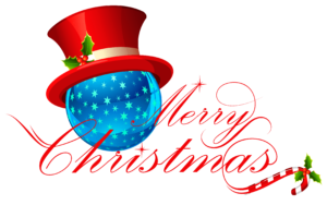 Christmas Party PNG HD Image