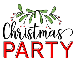 Christmas Party PNG Image