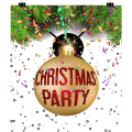 Christmas Party PNG Pic