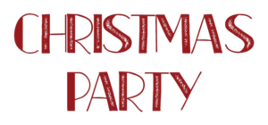 Christmas Party PNG Picture