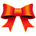 Christmas Ribbon Download PNG