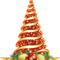 Merry Christmas Free PNG Image