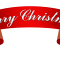 Merry Christmas Text Download PNG