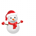 Snowman PNG Picture