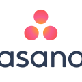 Asana logo illustration