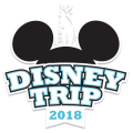 Disney Trip 2018 illustration