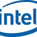 Intel logo illustration