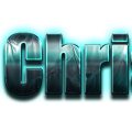 Merry Christmas Word PNG Image