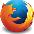 Mozilla Firefox illustration