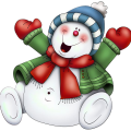 Snowman Free Download PNG