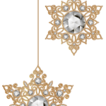 Christmas Snowflakes Ornaments free