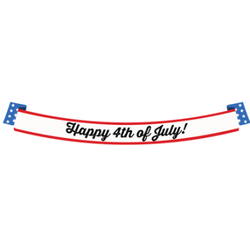 Banner- 4th of July 20