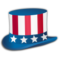 Hat- 4th of July 5