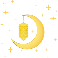 Greeting Card PNG image-Eid 9