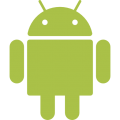 Android Green Icon Logo 4
