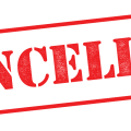 Cancellation Rubber Stamp 1
