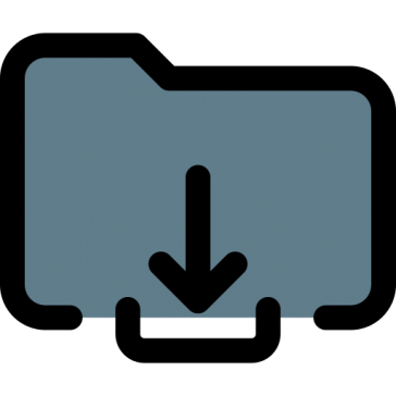 Save files icon