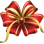 uploads bow bow PNG10091 24
