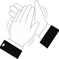 uploads clapping hands clapping hands PNG6 12