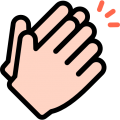 uploads clapping hands clapping hands PNG8 18