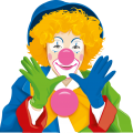 uploads clown clown PNG24 17