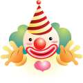 uploads clown clown PNG31 24