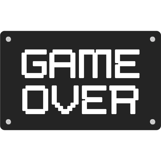 uploads game over game over PNG50 3