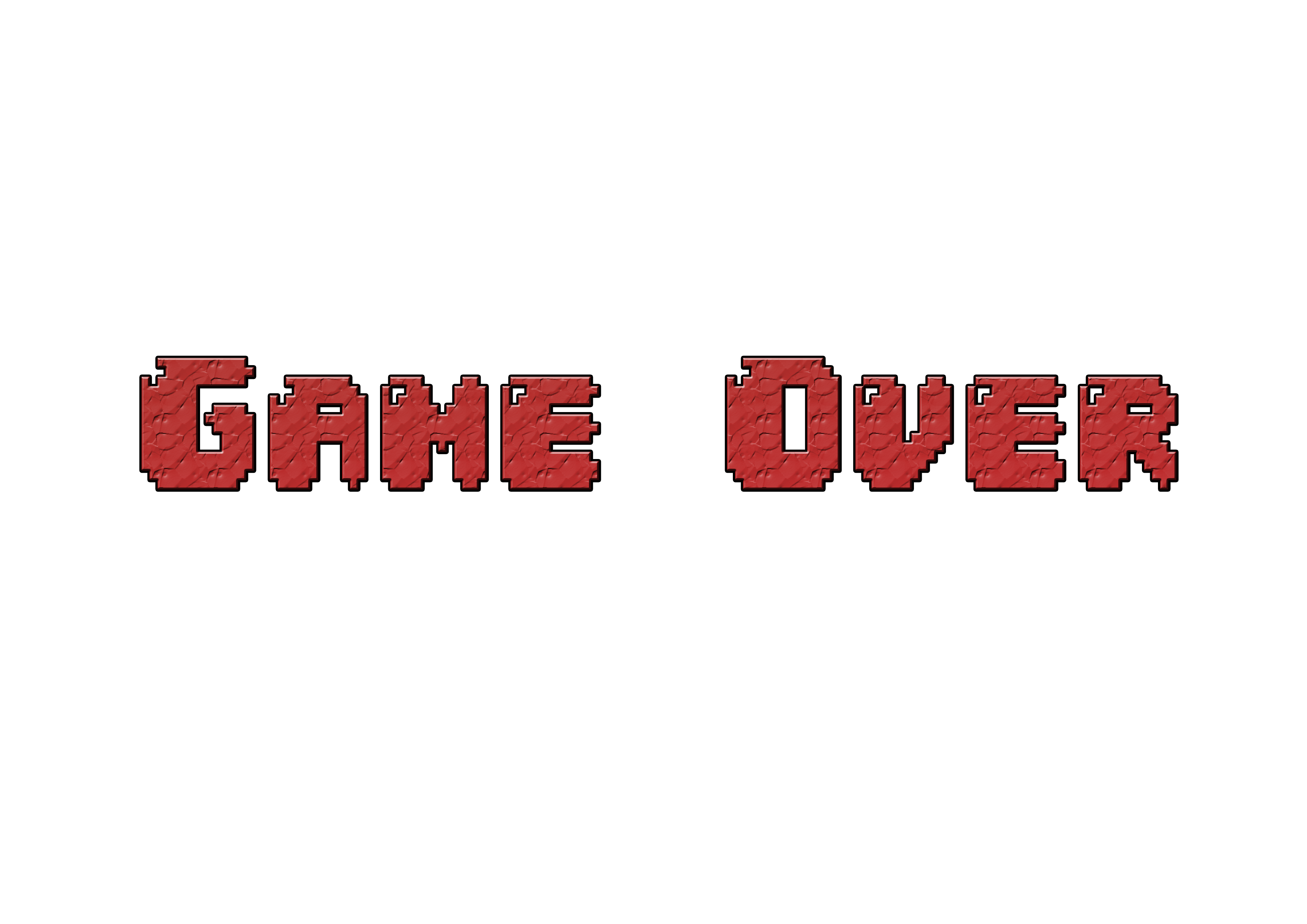 uploads game over game over PNG58 3