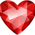 uploads heart heart PNG51164 45