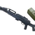uploads machine gun machine gun PNG40 10