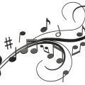 uploads music notes music notes PNG20 13